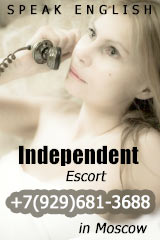 Independent Escort in Moscow