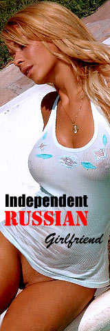 Lena Independent Russian Girlfriend in Moscow