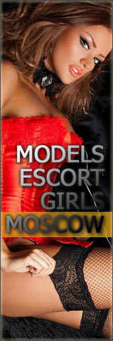 Models escort girls in Moscow